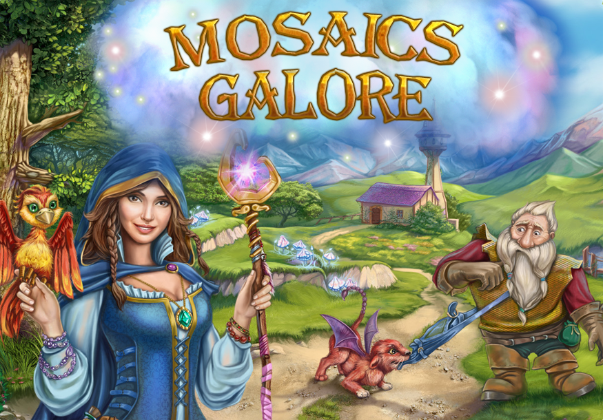 mosaicsgalore